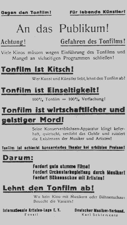 Tonfilm