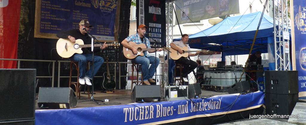 Tucher Blues- und Jazzfestival 2010